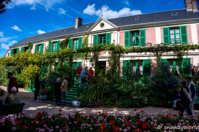 Impressionism in Giverny – Claude Monet's House and Garden
